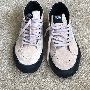 dc7805d562 Supreme Shoes - Tan Supreme x Vans Sk8-Mid
